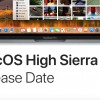 macOS High Sierra to Release on September 25