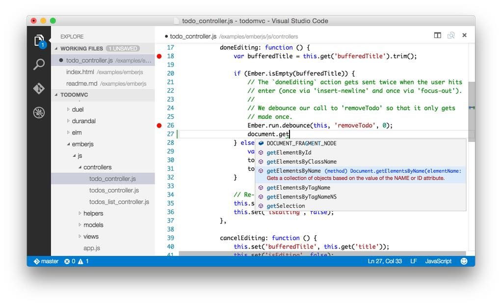 Microsoft Visual Studio for Mac
