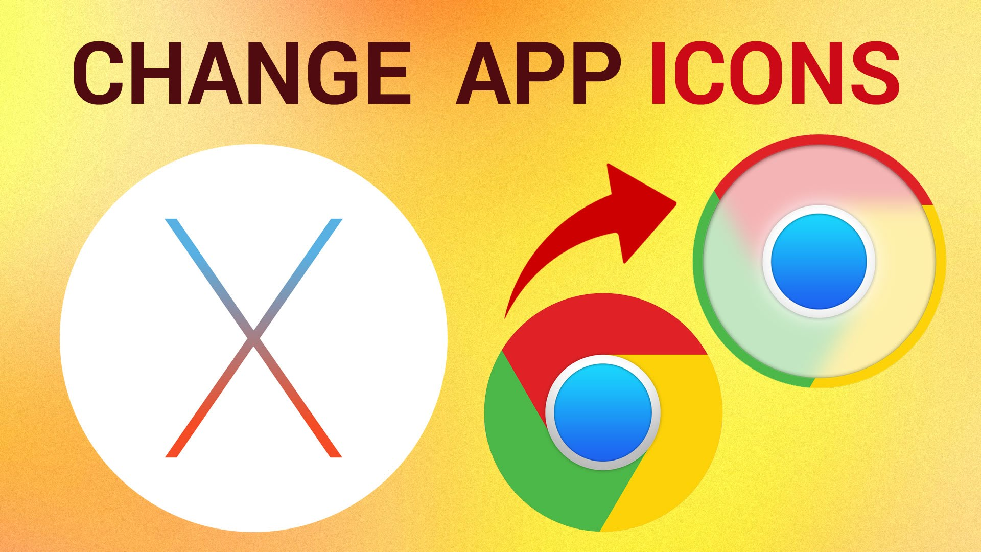 How to Change App Icons on Your Mac