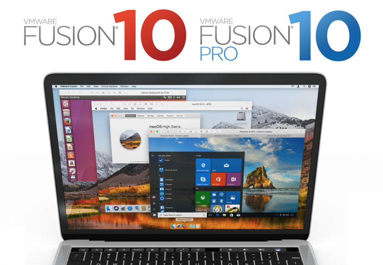VMware Fusion 10 for Mac will be Coming in October