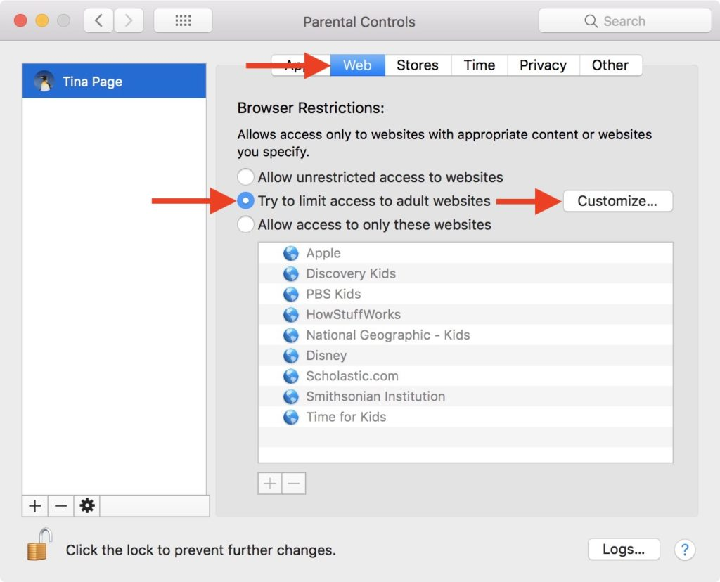 Customize-website-restrictions-on-Mac-1024x828