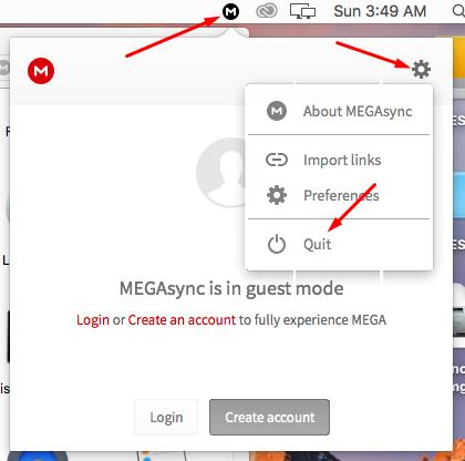 Proper Ways to Uninstall MEGAsync from Mac