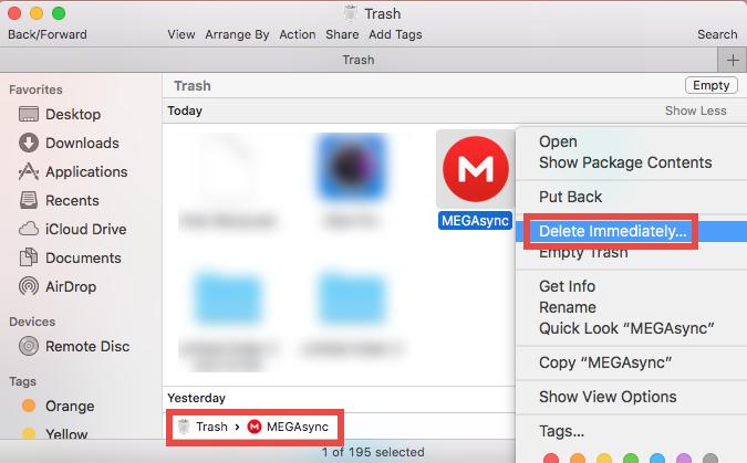 uninstall MEGAsync for mac - osx uninstaller (4)