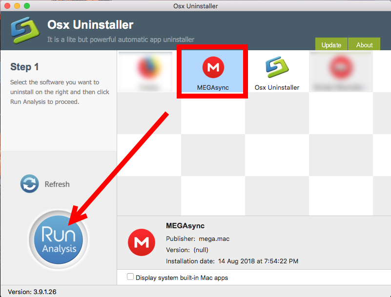 uninstall MEGAsync for mac - osx uninstaller (6)