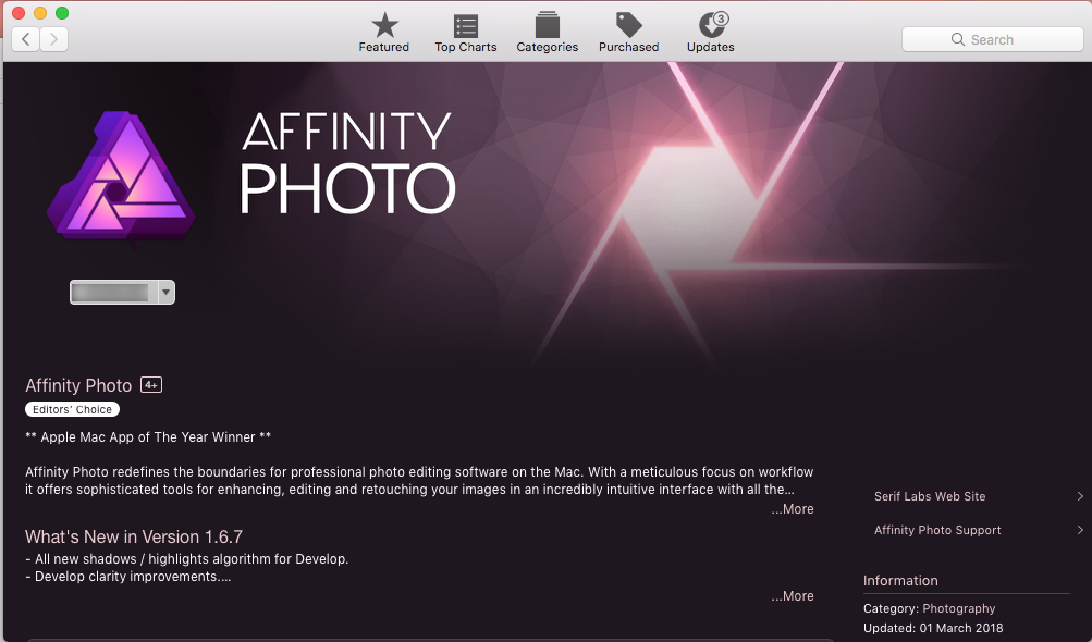 uninstall Affinity Photo for mac (2)