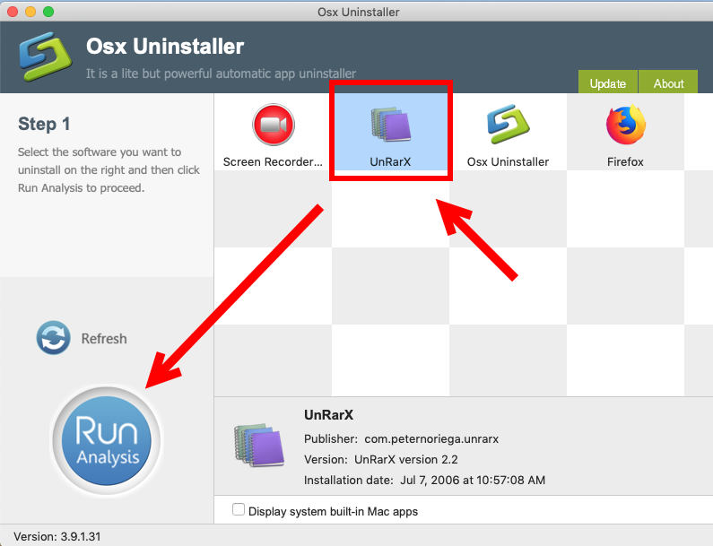 how to uninstall UnRarX for Mac - osx uninstaller (7)