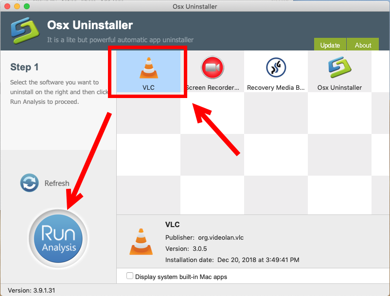 how to uninstall VLC Media Player for Mac (10)