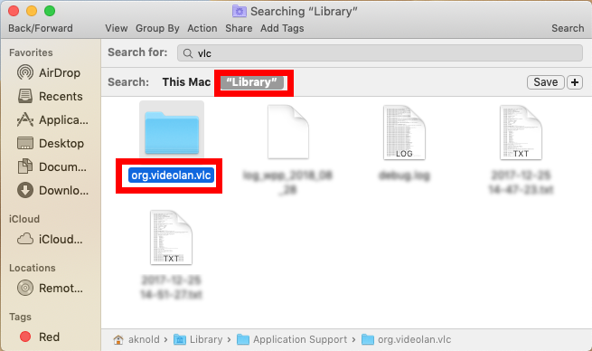how to uninstall VLC Media Player for Mac (9)