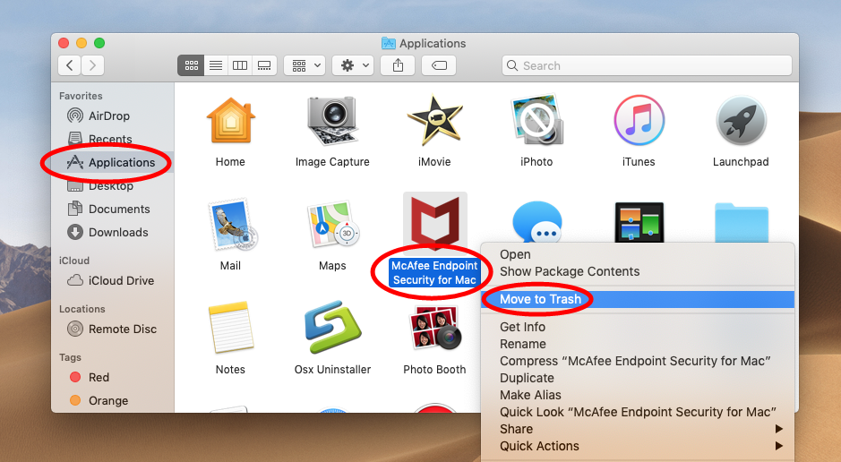 uninstall McAfee Endpoint Security for mac - osx uninstaller (3)