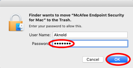 uninstall McAfee Endpoint Security for mac - osx uninstaller (4)